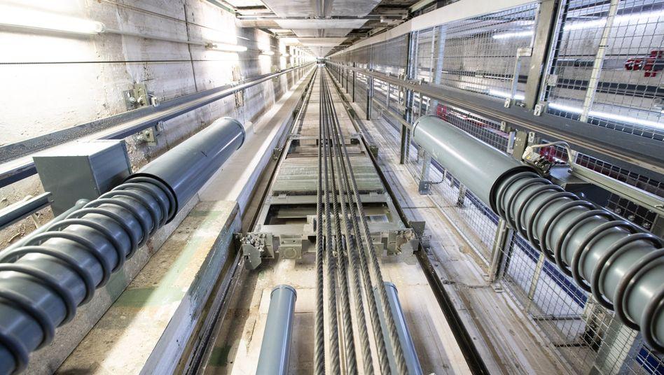 Thyssenkrupp verkauft Aufzugssparte für 17,2 Milliarden Euro