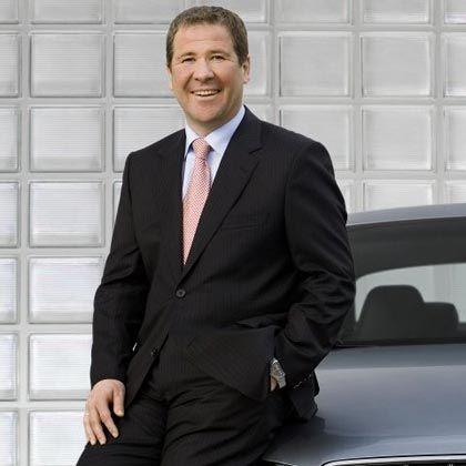 """Audi-CIO Straub: """"Wenn jemand zu uns kommt, weil es hier ein paar Euro mehr gibt, dann will ich ihn gar nicht haben"""""""
