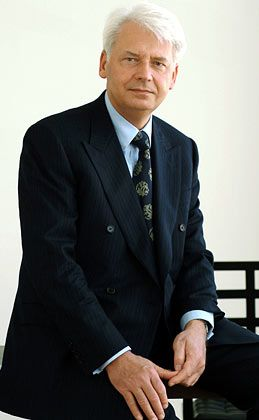 Ab sofort in Amt und Würden: Helmut Eschwey