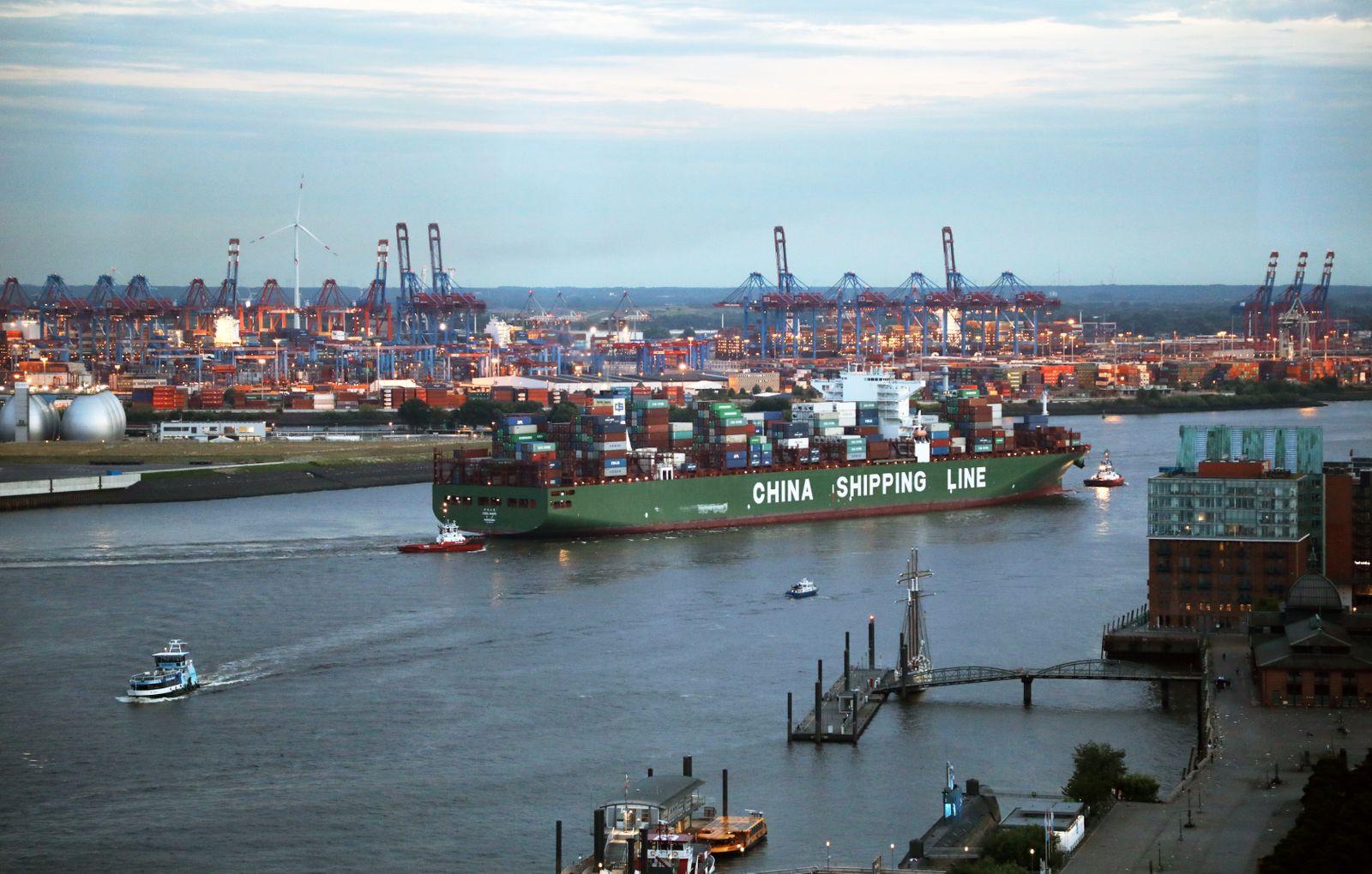 Deutschland Konjunktur / Export / Import / China Handel