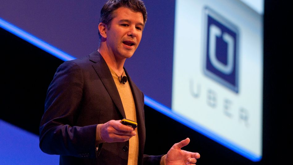Einsichtig: Uber-Chef Travis Kalanick bekannte mit der milliardenschweren Finanzierungsrunde gleichsam Fehler. Das Unternehmen solle künftig demütiger auftreten