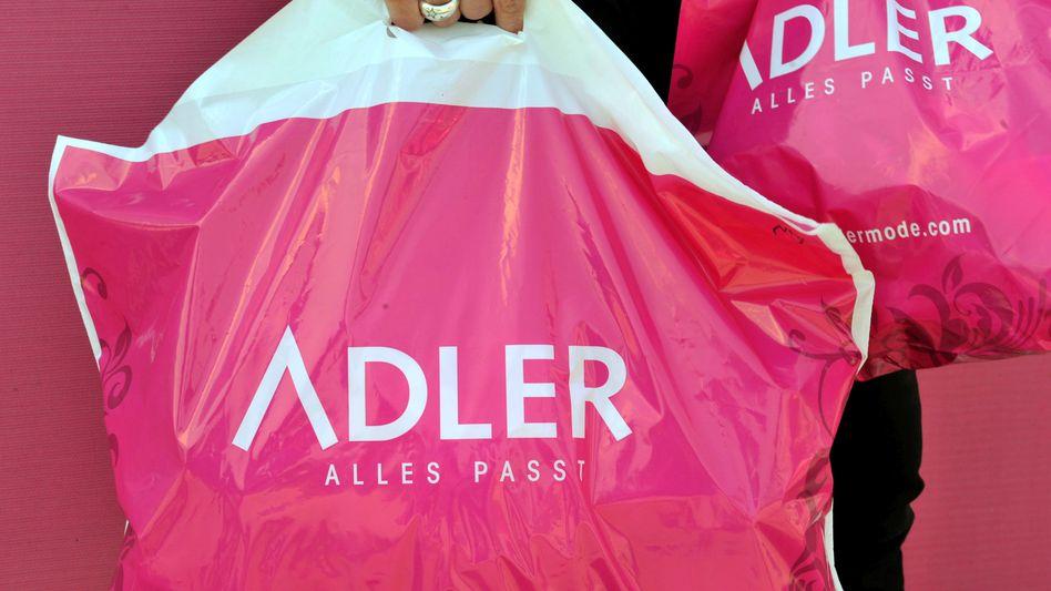 Adler Modemärkte: Die Aktionäre sollen leer ausgehen. Zeitfracht plant einen Kapitalschnitt auf Null