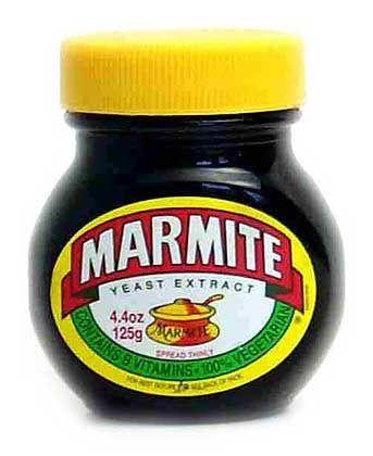 Klassiker in England und Australien: Marmite