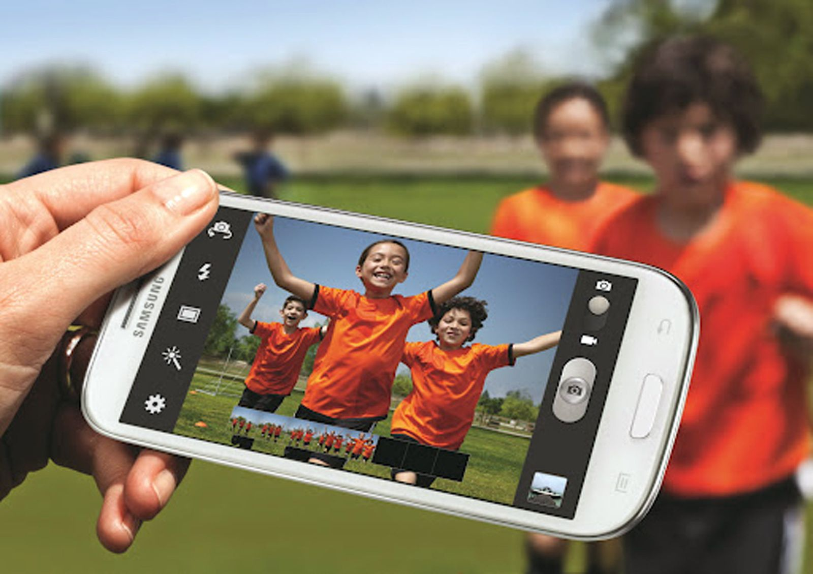 Smartphone Galaxy S3