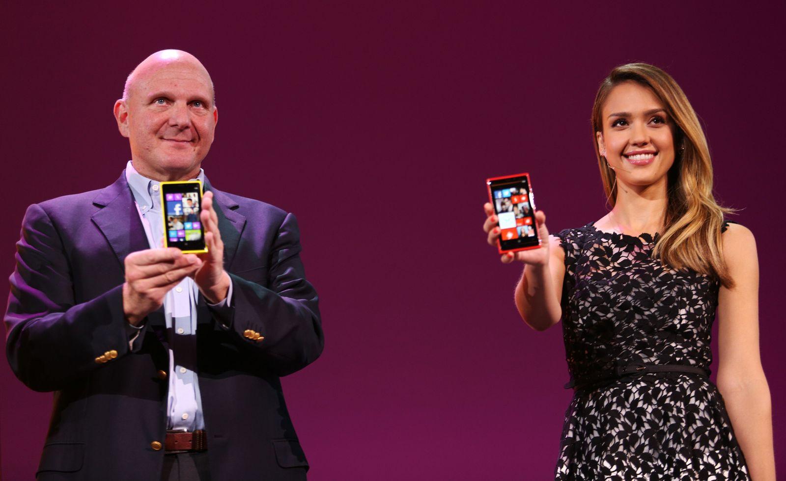 Windows Phone 8 Jessica Alba