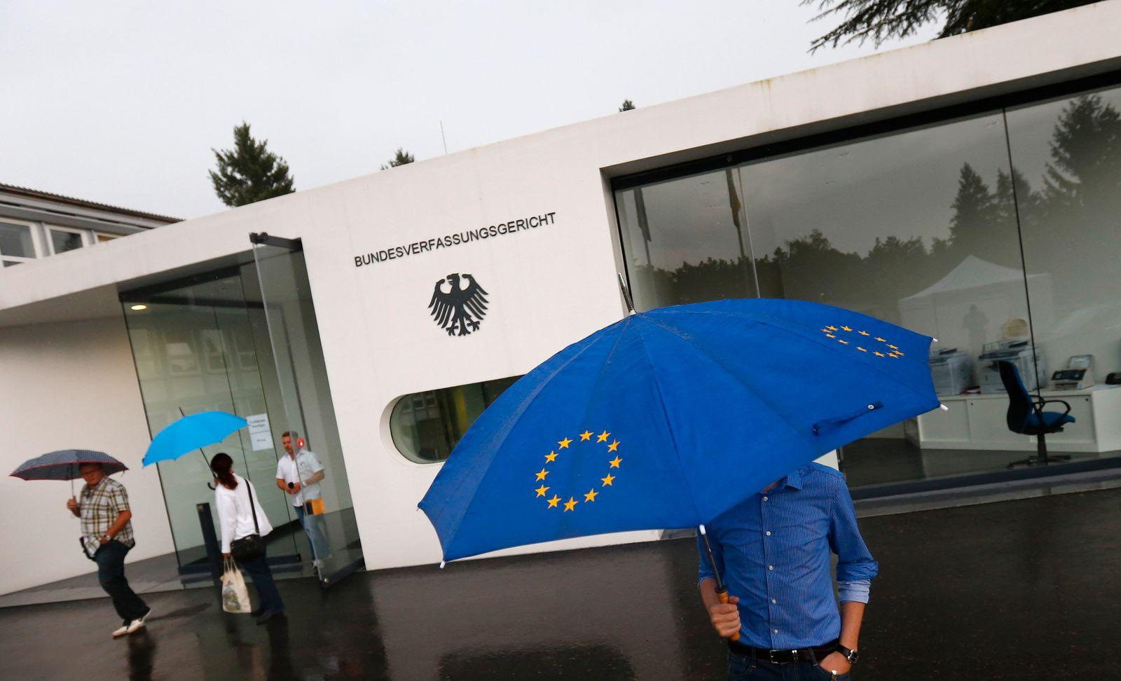 BVG / ESM / Bundesverfassungsgericht