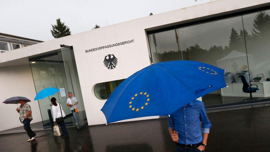 Bundesverfassungsgericht in Karlsruhe: Deutschland muss sich daran gewöhnen, unter genauer Beobachtung zu stehen - nicht nur in Europa