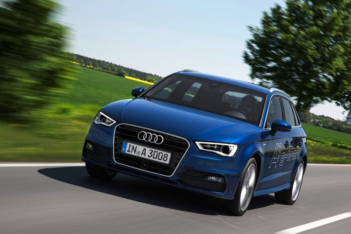Audi A3: Den kompakten Ingolstädter kann man auch mit Gasantrieb oder als Plugin-Hybriden ordern