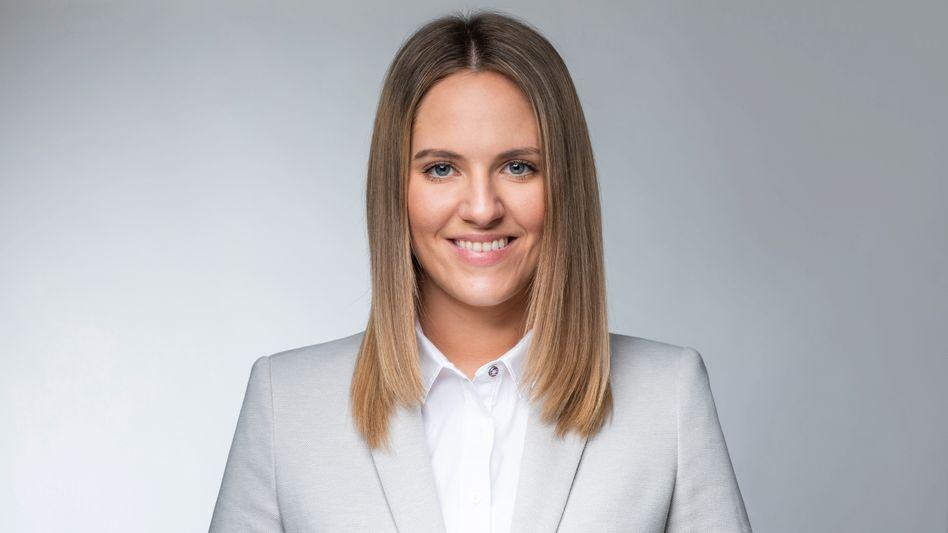 Abschied von der Schwarz-Gruppe: Melanie Köhler