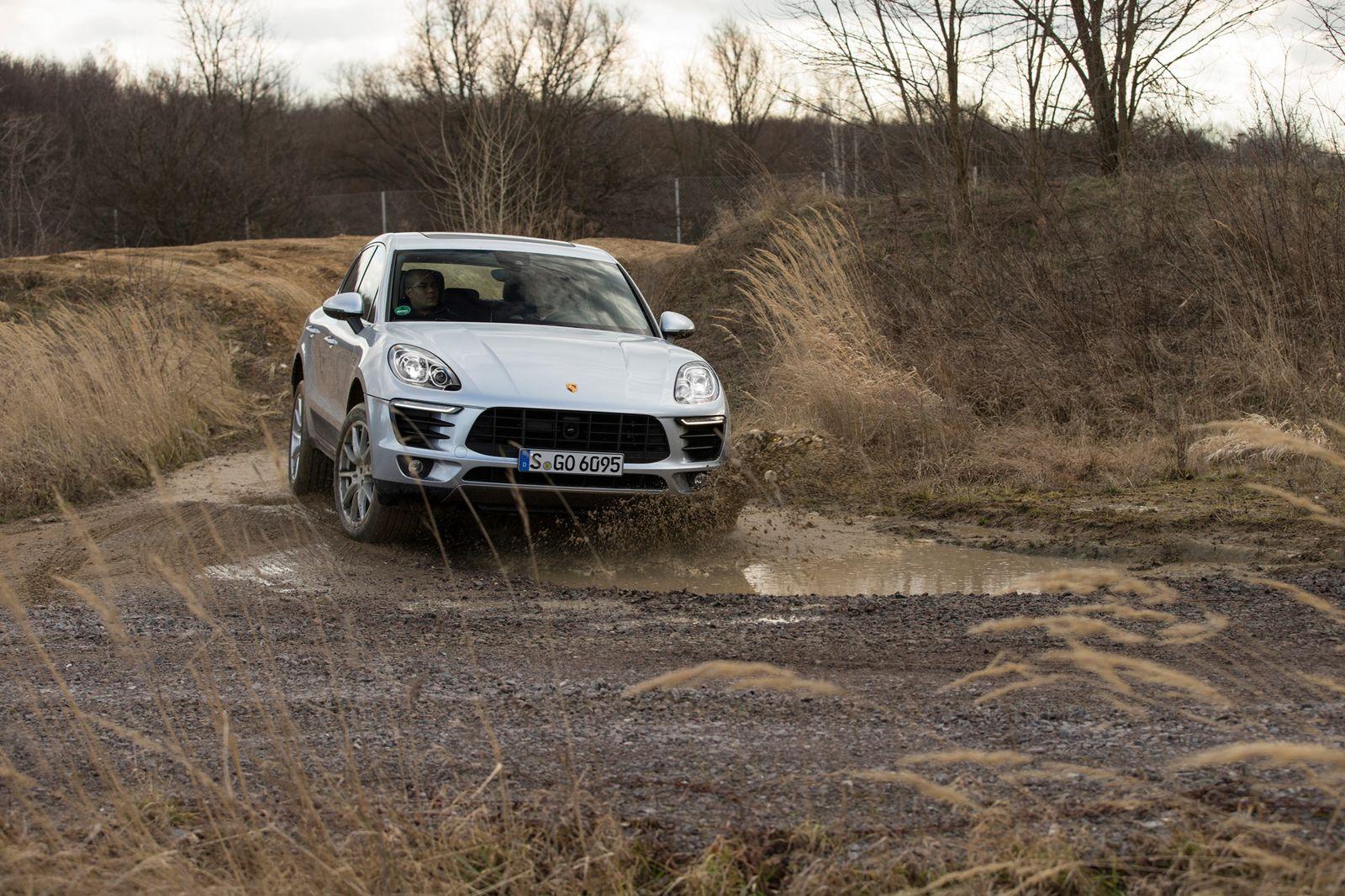 2014 / Porsche Macan Diesel (Kopie)