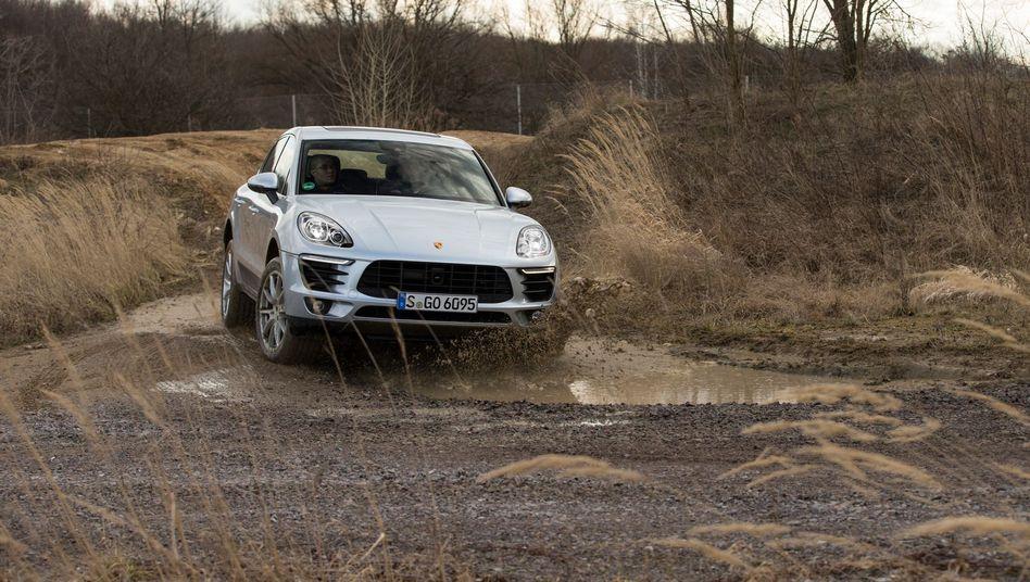 Im Dieselsumpf versunken: Porsche hat die Produktion des Macan S Diesel per 15. Februar 2018 eingestellt
