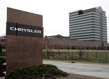 Chrysler-Zentrale: Endgültige Trennung von Daimler