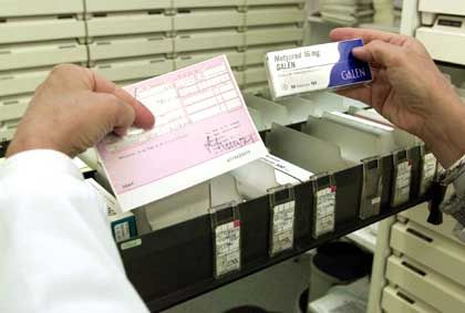 Streit um die Arzneimittelausgaben: Ab dem 1. April droht Ärzten ein Honorarabschlag