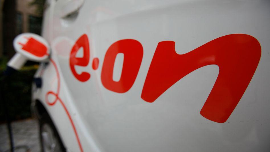Eine Rarität: Energiekonzerne machen gern Werbung für umweltfreundlichere Elektroautos und Stromtankstellen. Doch im eigenen Fuhrpark fahren ganz überwiegend Diesel- und Benziner
