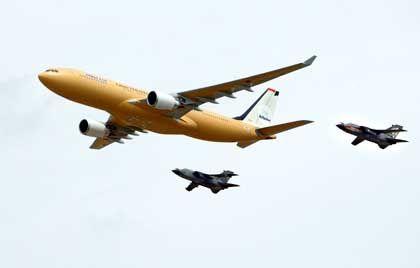 Airbus A 330: Gewinnbringer für EADS