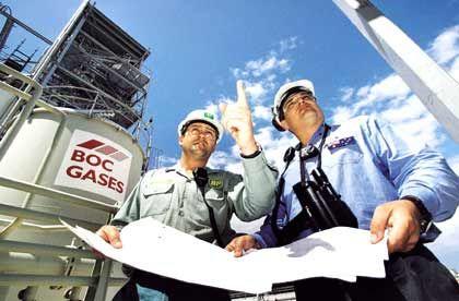 Übernommen und eingegliedert: Linde hat für die britische BOC rund zwölf Milliarden Euro ausgegeben. Ab 2009 soll die Übernahme erstmals die vollen Synergien von 250 Millionen Euro jährlich abwerfen