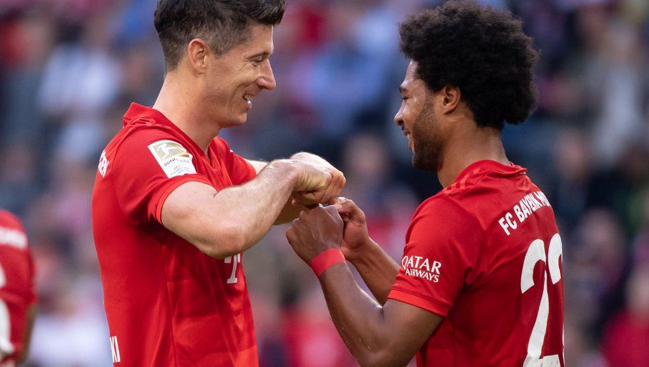 FC Bayern: Der Wert des Spielerkaders würde bei einer Spielpause bis Ende Juni nach CIES-Schätzungen von 809 Millionen Euro auf 542 Millionen Euro sinken