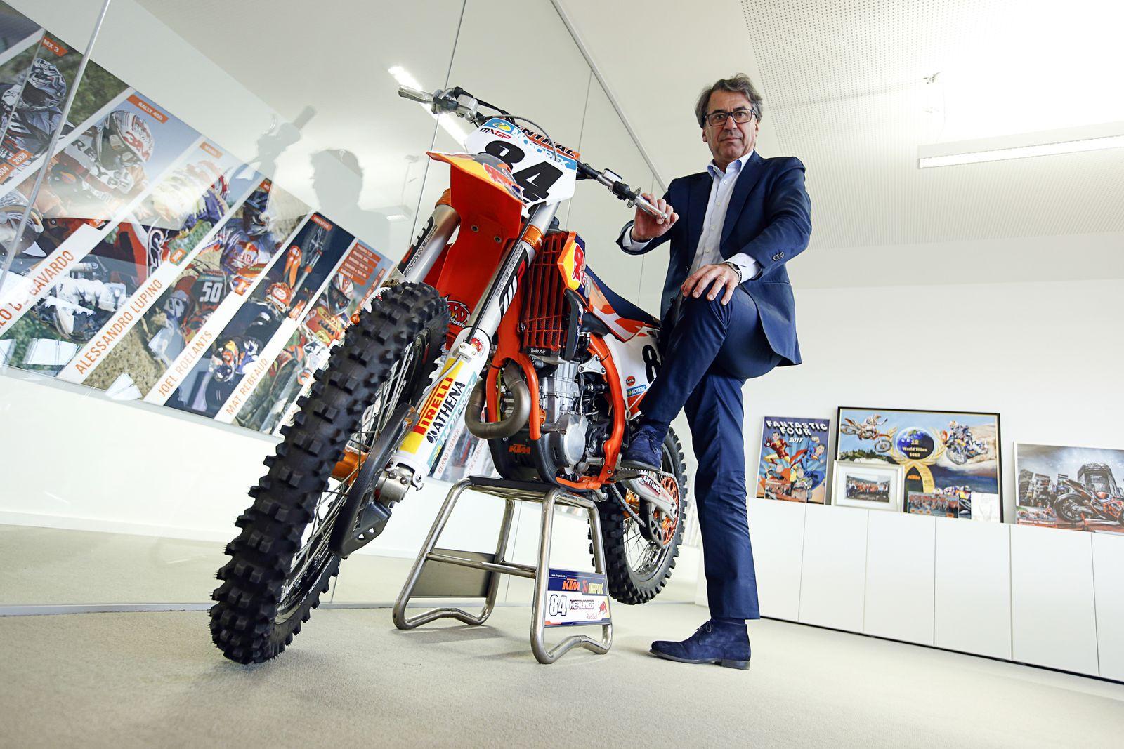 KTM Rides To $1 Billion Motorcycle Fortune