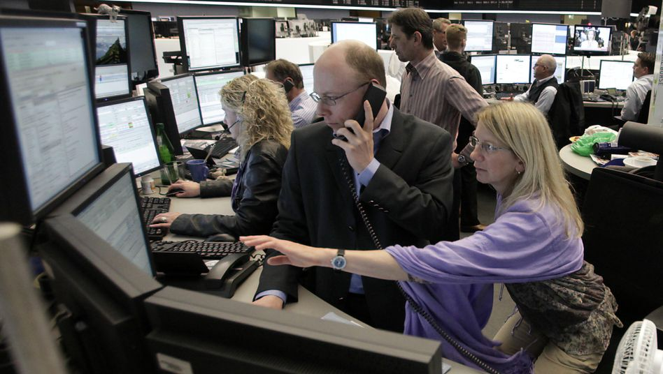 Anruf aus Dublin? Gerüchte um die Schuldensituation in Irland sorgen an der Börse für Unruhe
