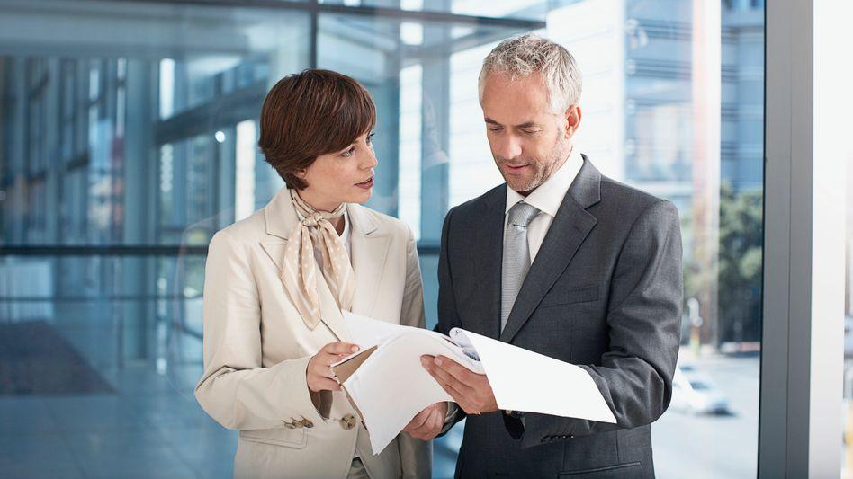 Führungstandems: Zwei Chefs, ein Job