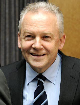 Künftiger Bahn-Chef: Rüdiger Grube hat einen Deal mit den Gewerkschaften geschlossen
