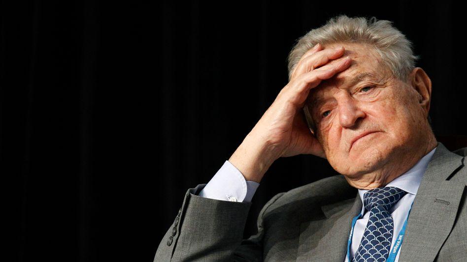 Investor Soros: Verurteilung wegen Insiderhandel bestätigt