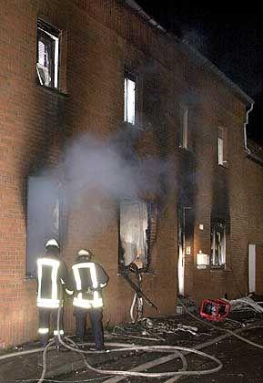 Steuer-Quelle: Die Bundesländer kassieren, wenn Hausbesitzer sich gegen Feuer versichern