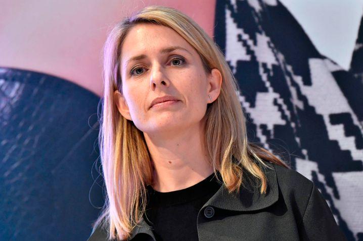 Leitet von nun an den Moderiesen H&M: Konzernveteranin Helena Helmersson (46).
