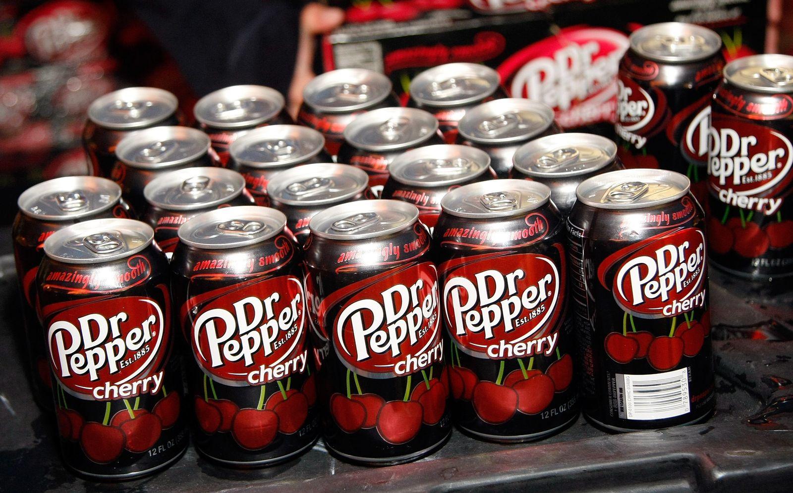 Dr Pepper / Dosen