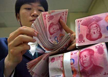 Nächste Stufe der Globalisierung: In die Volksrepublik China ist viel Geld geflossen - nun kommt es zurück