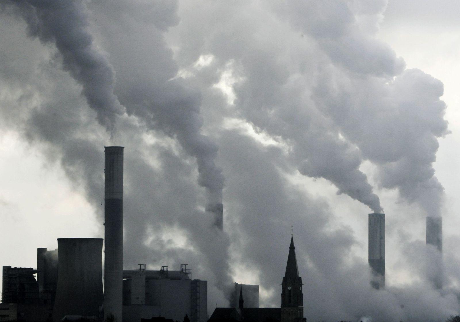 Klima / CO2 / Emissionen