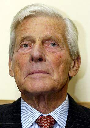 Walter Leisler Kiep: Machtbasis war die Schatzmeisterei der Bundes-CDU