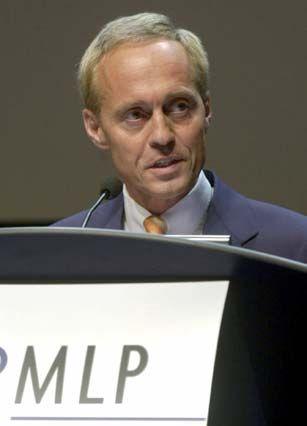 Glaubt an die Ertragskraft - MLP-Vorstandschef Termühlen