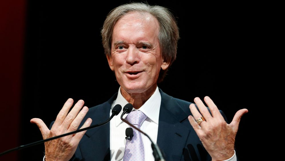 Allianz-Patient Pimco: Bill Gross - Genie und Wahnsinn