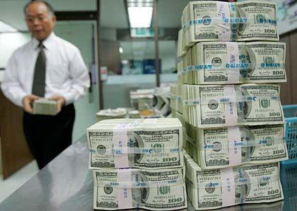 Drucken, drucken, drucken: Die US-Notenbank Fed bekämpft Rezession und Deflation mit einer Geldschwemme