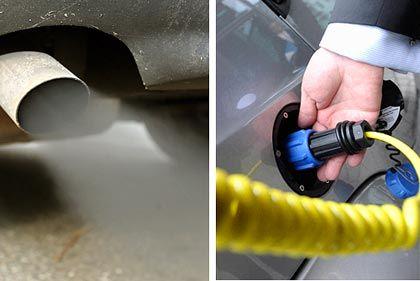 Diesel schlägt Elektro: Rechnet man die Steuern heraus, schneidet der neue Polo bei den Fahrtkosten besser ab als der E-Up