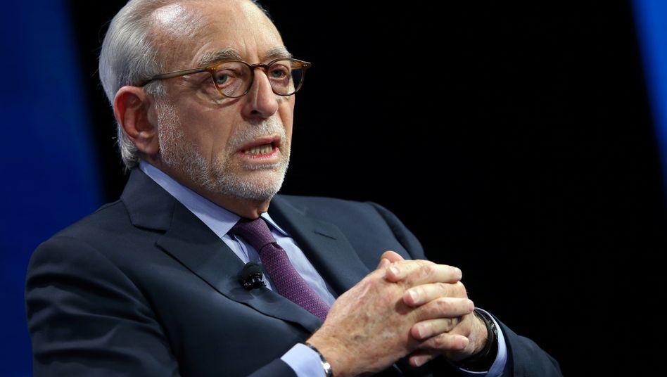 Unbequemer Investor: Nelson Peltz, Chef von Trian Partners, übt Druck auf das GE-Management aus
