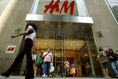 Erfolgreich: H&M verdient gut mit Mode